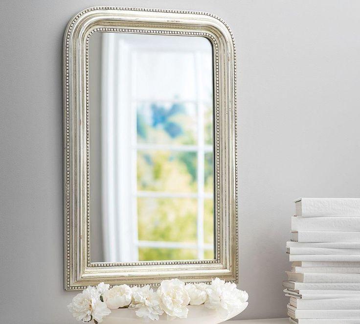 bonaparte silver gilt wall mirror bathroom