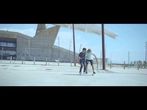 Kilian Martin and Alfredo Urbon - smart skate fortwo - YouTube
