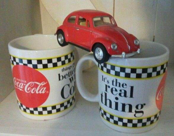 Vw beetle og cola crus