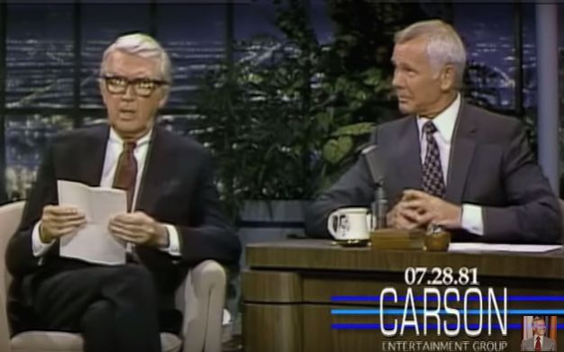 The dog poem that made Johnny Carson cry Plucked from the TV archives: Watch as actor Jimmy Stewart shares a poem about his beloved dog, Beau.