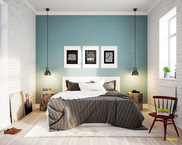 25 Best Blue Accent Walls Ideas On Pinterest Midnight