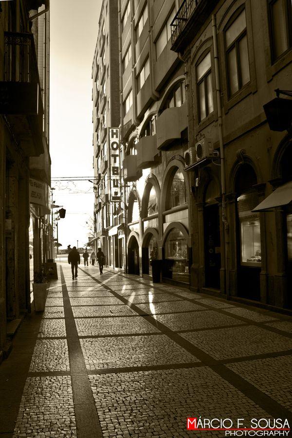 City Walk - Povoa de Varzim, Portugal
