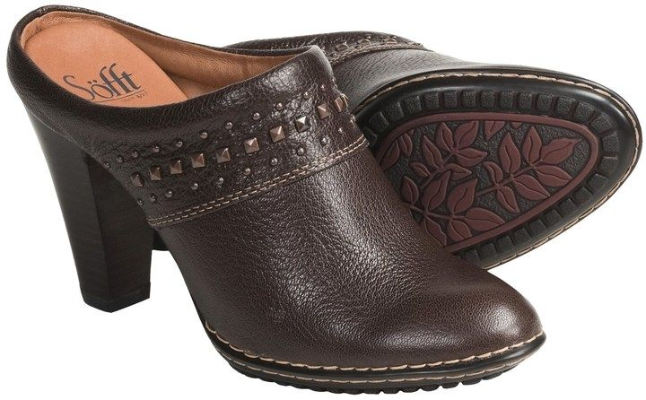Sofft Soleil Clogs - Studded Leather (For Women)