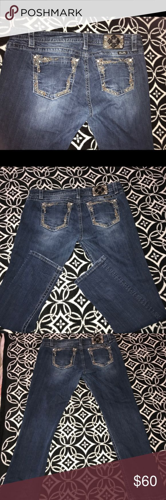 Miss Me Skinny Jeans Size 33 Inseam 31 Miss Me Skinny Jeans Size 33 Inseam 31, in good condition! They're super comfortable!! Miss Me Jeans Skinny