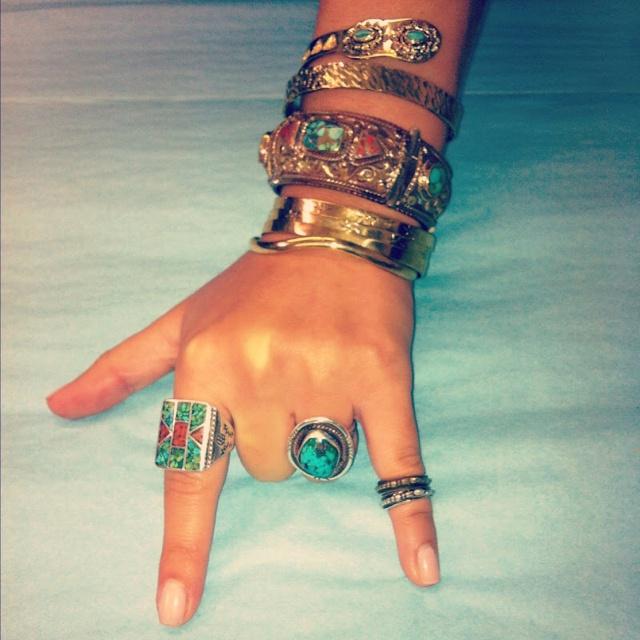 : Bohemian Fashion, Jewelry Bracelets, Turquoi Jewelry, Boho Jewelry, Turquoise Jewelry, Bohemian Design, Bohemian Style, Pretty Jewelry, Bohemian Jewelry