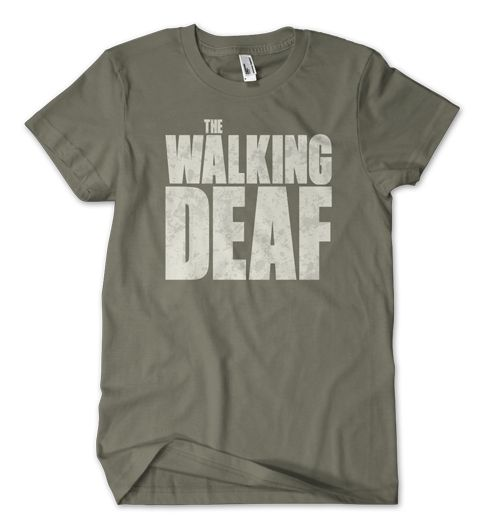 The Walking Deaf  It's a Culture Thang  $20.00   They do not hear. They do not speak. They have a language all their own. They are… the Walking Deaf!