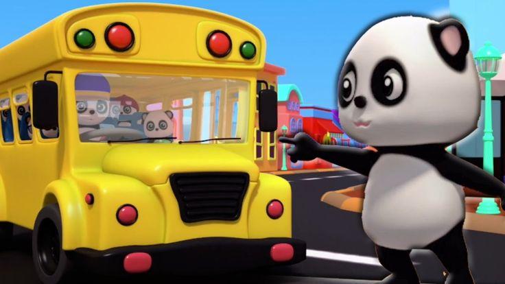 Ruedas en el autobús   canciones infantiles   Bao Panda   3D Rhymes   The Wheels On The Bus Song #ruedasenelbus #pandaBao #ninos #aprendizaje #videosdeniños #educativo #padres #cancionesinfantiles #preescolar #cancionesparaniños #cancionesdebebé #entretenimientoinfantil #Jardíndeinfancia #thewheelsonthebus3Drhymesespanol