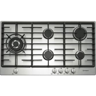 Westinghouse GHR795S 90cm Gas Cooktop at The Good Guys $770
