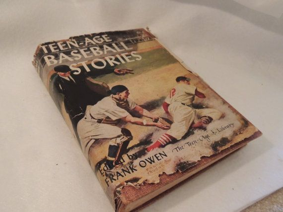 Teen-Age  Baseball Stories   Old Teen by PurveyorsOfFineJunk
