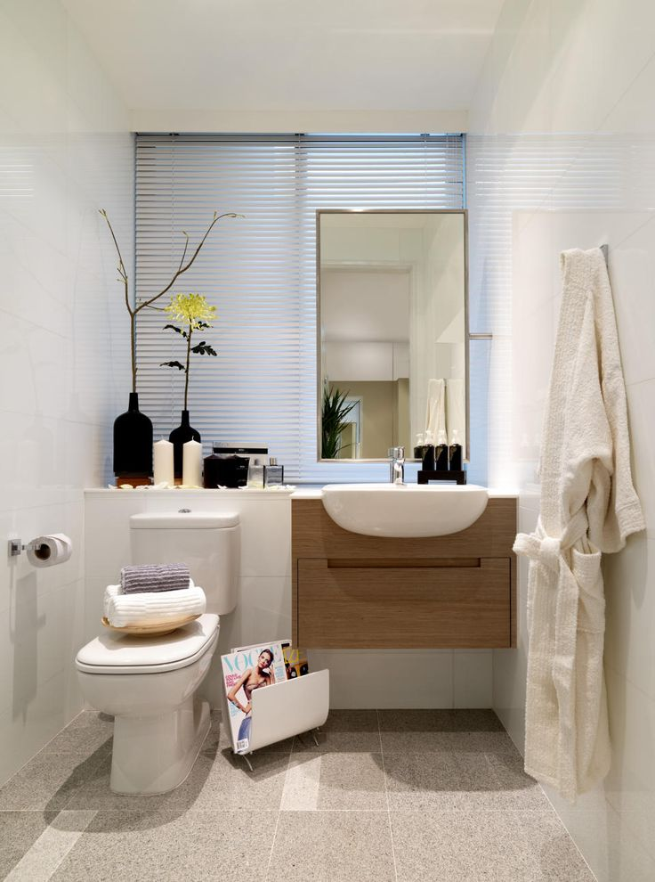 Awe Inspiring 17 Best Ideas About Contemporary Bathrooms On Pinterest Modern Largest Home Design Picture Inspirations Pitcheantrous