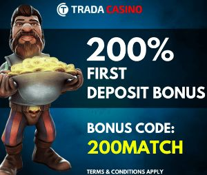 "TRADA CASINO - GRAB OUR WELCOME PACKAGE ON "" TWIN-SPIN "" - UK Casino List"