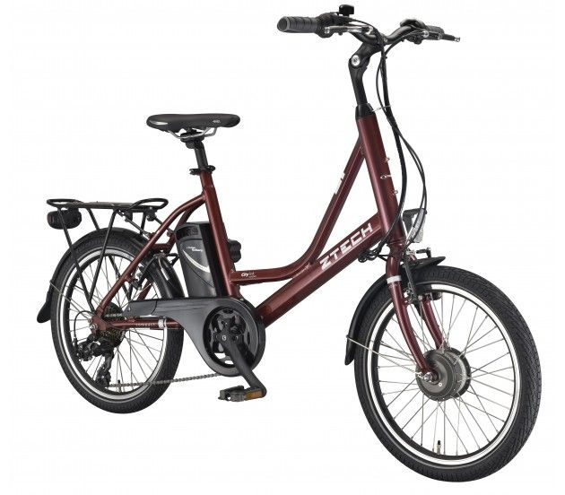 Bicicleta electrica ZT-73 Compact