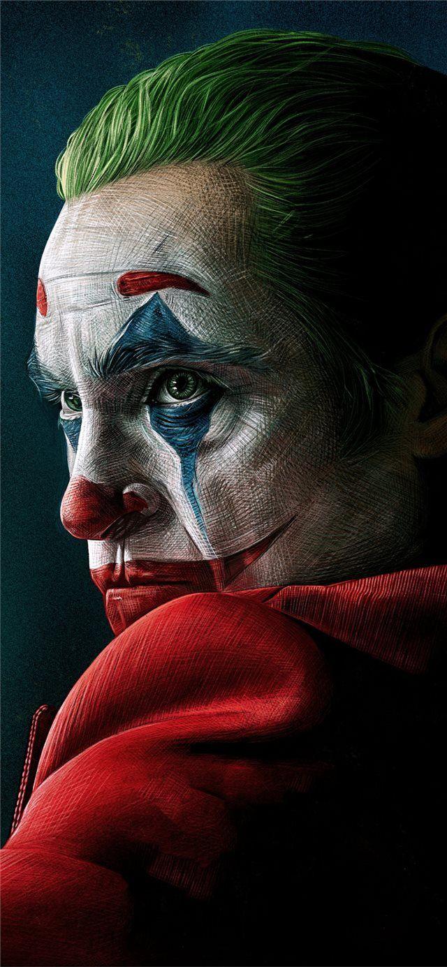Joker Movie 4k Artwork Iphone 11 Wallpapers Free Download Joker Duvar Kagitlari Resimler