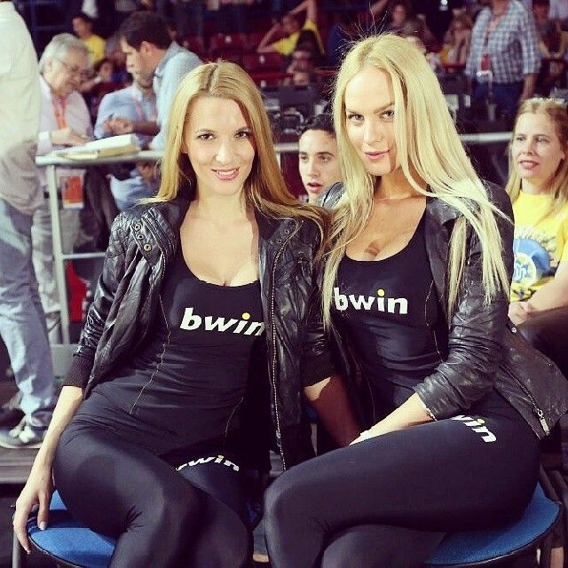 53 best images about grid girls   bwin on pinterest sexy