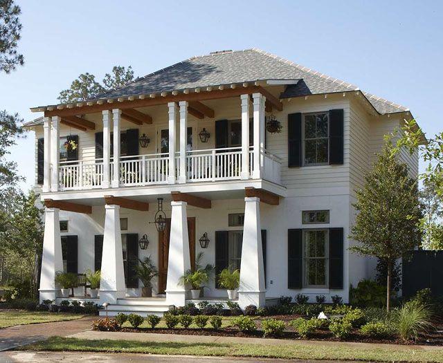 Bayou bend house plan house design plans for Bayou cottage house plan