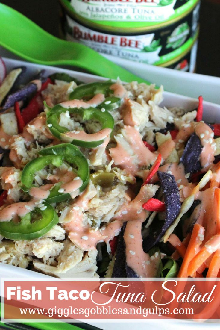 45 best images about bumble bee tuna strong on pinterest for Tuna fish tacos