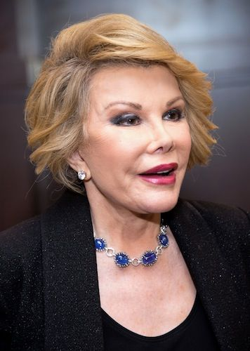 Joan Rivers Dead at 81   Life & Style