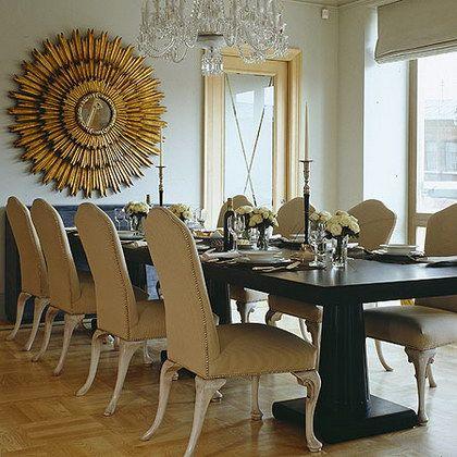 21 Decorating Ideas Of Using Sunburst Mirrors