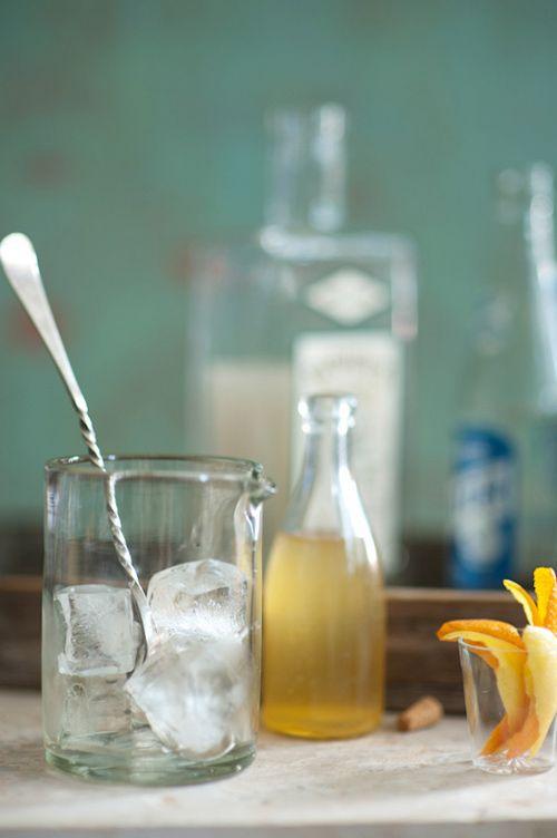 Linden Blossom Cocktails