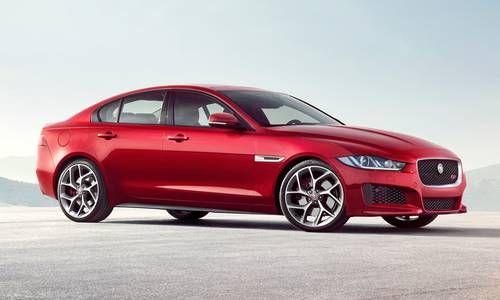 #Jaguar #XE. La berline sportive qui offre des technologies novatrices et intelligentes