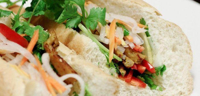 Panino, non solo prosciutto! Ecco 10 idee per panini vegetariani o vegani