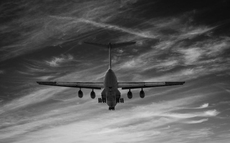 Chinese Airforce  Ilyushin IL-76 in search of Flight MH-370.  Photography by Marc Russo