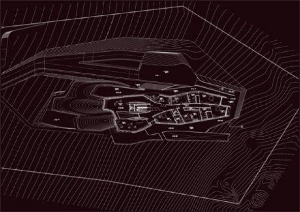 La nave espacial que Zaha Hadid diseñó para Naomi Campbell - Noticias de Arquitectura - Buscador de Arquitectura