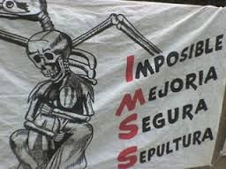 LA SALUD PÚBLICA EN MÉXICO, AMENAZADA POR UNA CRIMINAL REFORMA PRIVATIZADORA