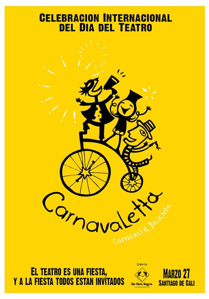 Carnavaletta, Fundación  En Obra Negra / 2011