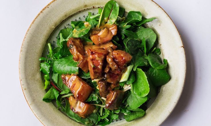 A winning combination of salty, creamy and heathily green from Nigel Slater