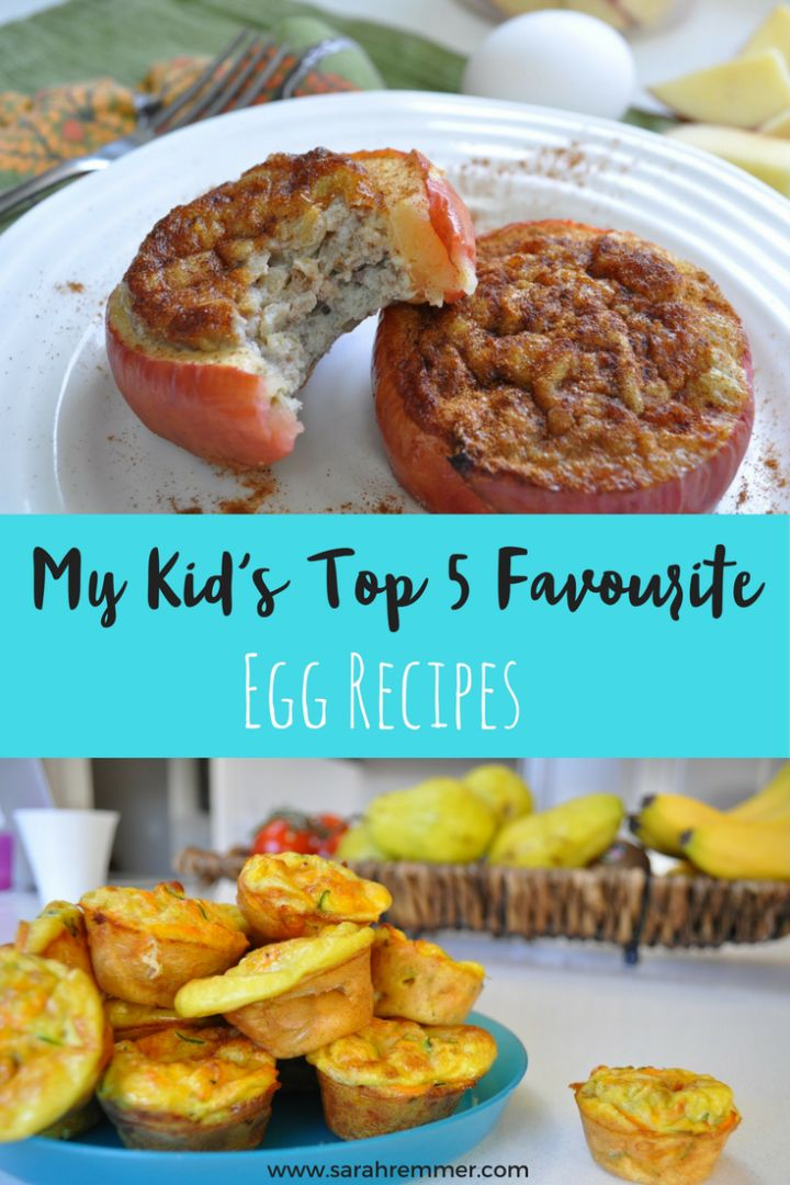 My Kids' Top 5 Favourite Egg Recipes! Delicious, healthy, kid-approved!