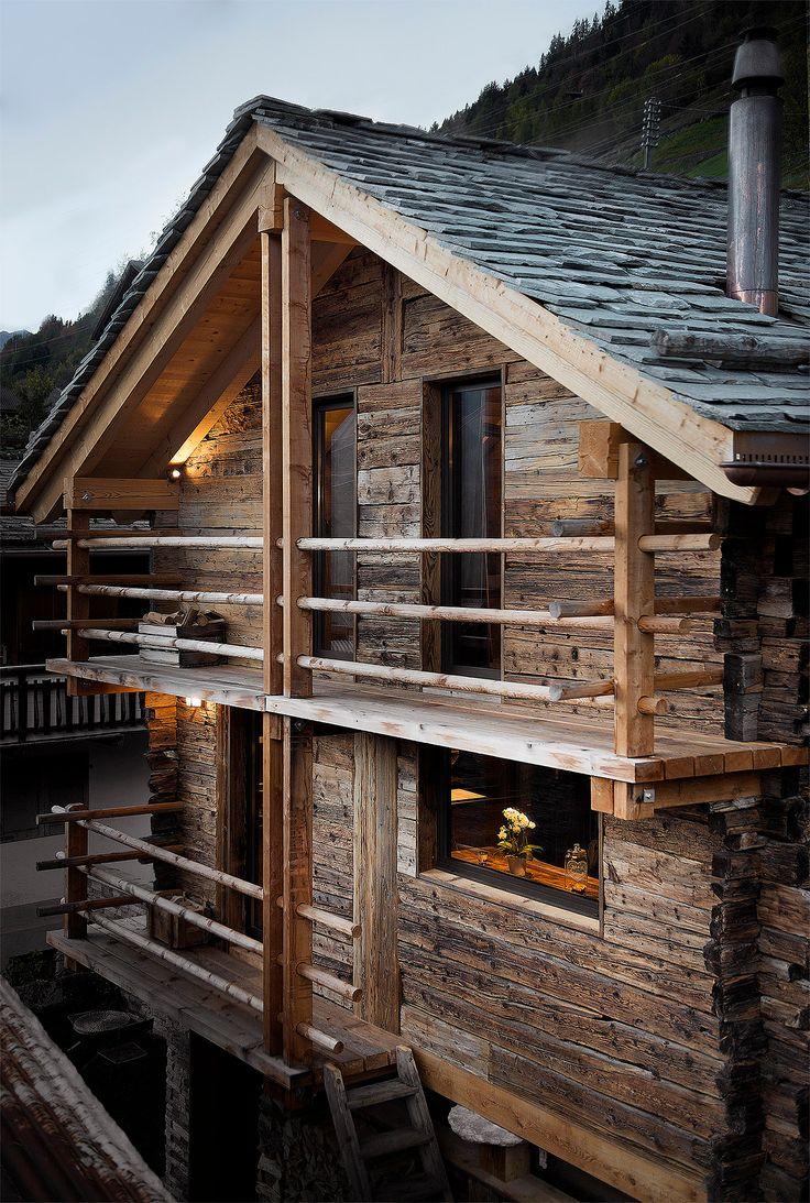 alp 39 architecture s rl le ch ble lausanne mazot sarreyer chalet pinterest. Black Bedroom Furniture Sets. Home Design Ideas