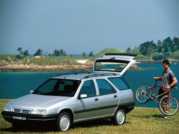 Citroën ZX Break '11.1993–98