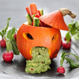 Nyttiga Halloweenrecept för barn | ICA Hälsa