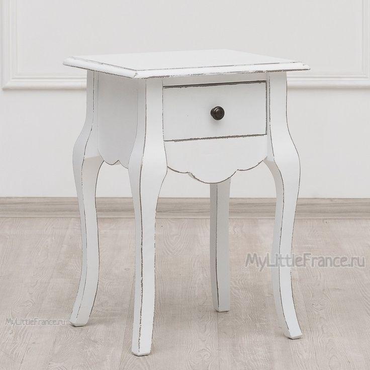 Прикроватная тумбочка Gloria - Тумбочки, туалетные столики - Спальня - Мебель по комнатам My Little France