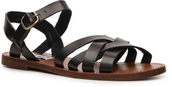 975120196e2a Steve Madden Women s Sweeti Flat Sandal