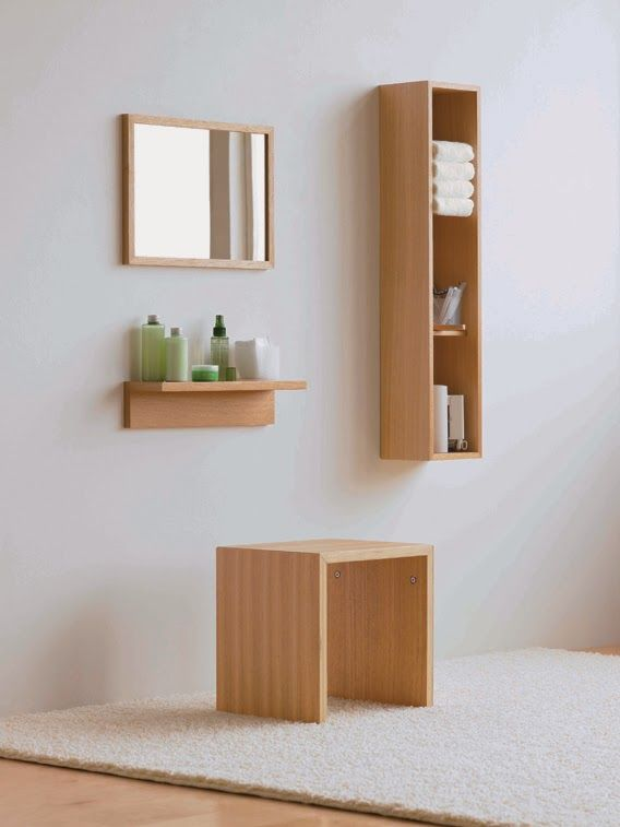 Object of the day: new Muji shelving                                                                                                                                                      More