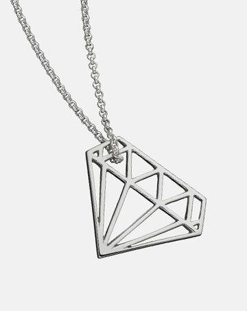 Diamond Pendant | Meadowlark Jewellery