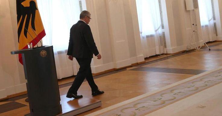 Joachim Gauck steht für eine zweite Amtszeit als Bundespräsident nicht zur Verfügung. Mit dieser Rede begründet er diesen Schritt. Seine wichtigste Motivation zu diesem Schritt: Das eigene Alter
