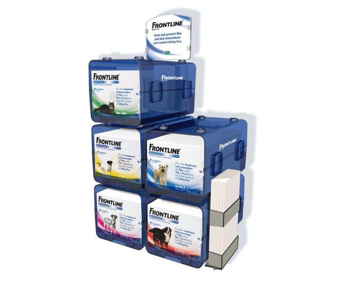 Modular Product Dispensing System