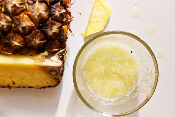 Exfoliating Pineapple Face Mask — The Free Spirited