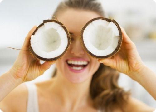 Kokosolie Er Et Vidunder Middel - 50 Fordele