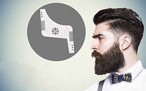 To have fantasic beards shaping you may need this tool, just need click the picture you can get it  @beards tool @ fantastic beards @ beards catcher AMTOK Bartkamm Rasur Bart Schablone mit Gebrauchsanleitun... https://www.amazon.de/dp/B01MS9HWPD/ref=cm_sw_r_pi_dp_x_wTB.yb90XSYWB