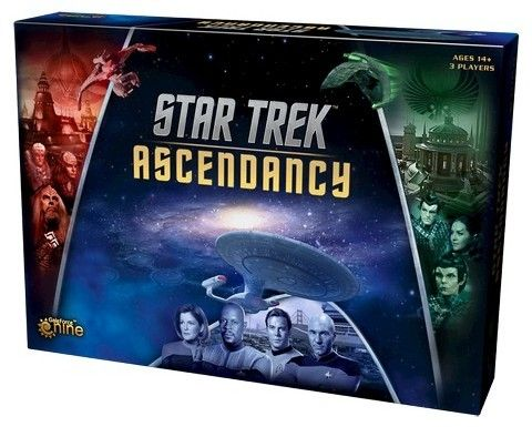Gale Force Nine Star Trek Ascendancy Board Game. Board game. I'm an affiliate marketer. When you click on a link or buy from the retailer, I earn a commission.