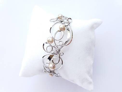 OcelOva / Náramek s perlami