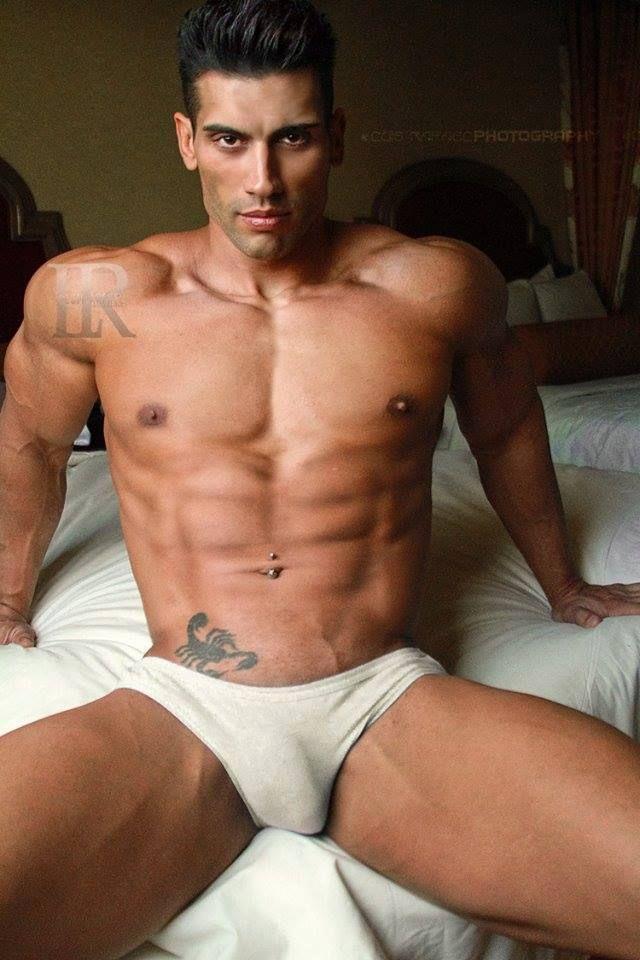 sexy latino men in underwear