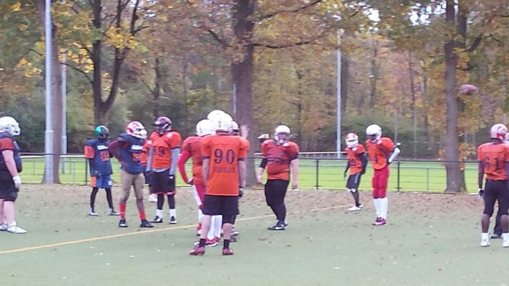 Wolves @ Dutch Lions Junior Try Outs