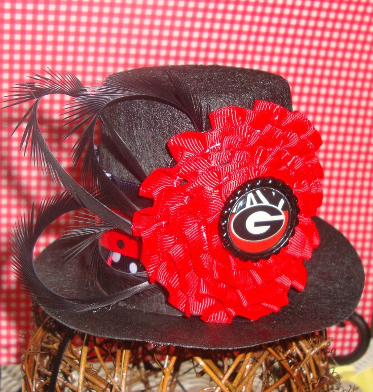 UGA Univeristy of Georgia Bulldogs GAME DAY Spirit by QBeeBoutique, $18.75