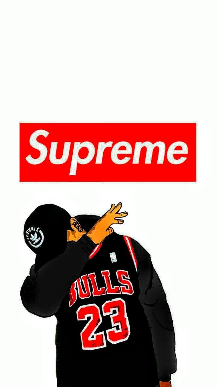 Download Supreme Bulls Wallpaper By Eking1897 Now Browse Millions