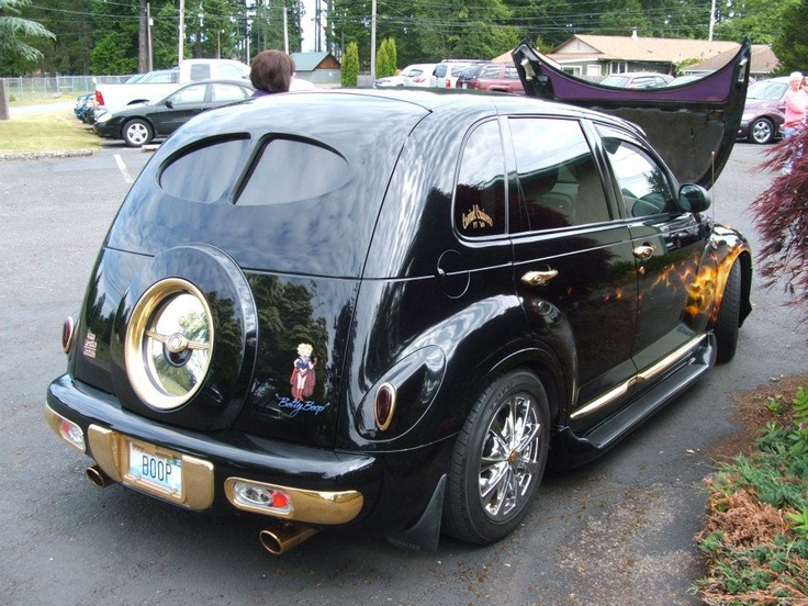 17 best images about old style pt cruisers on pinterest. Black Bedroom Furniture Sets. Home Design Ideas